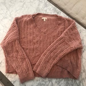 Cropped Silence + Noise (UO) Sweater